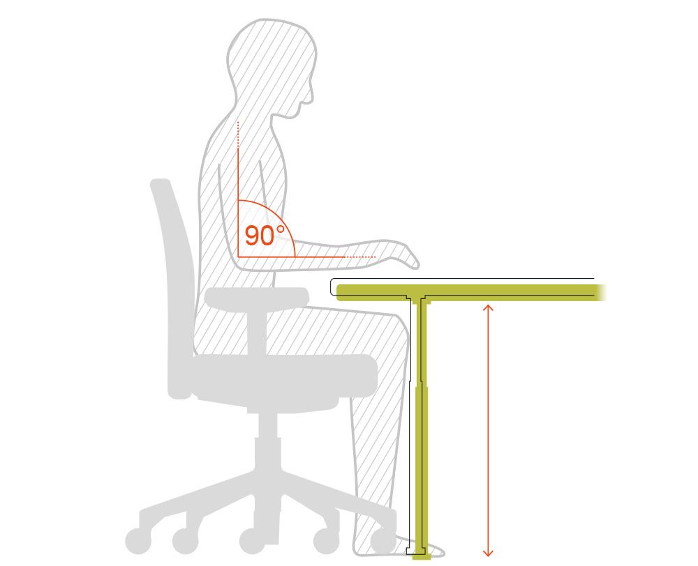 Ergonomischer Arbeitsplatz Tipps Für Das Moderne Büro Cairode