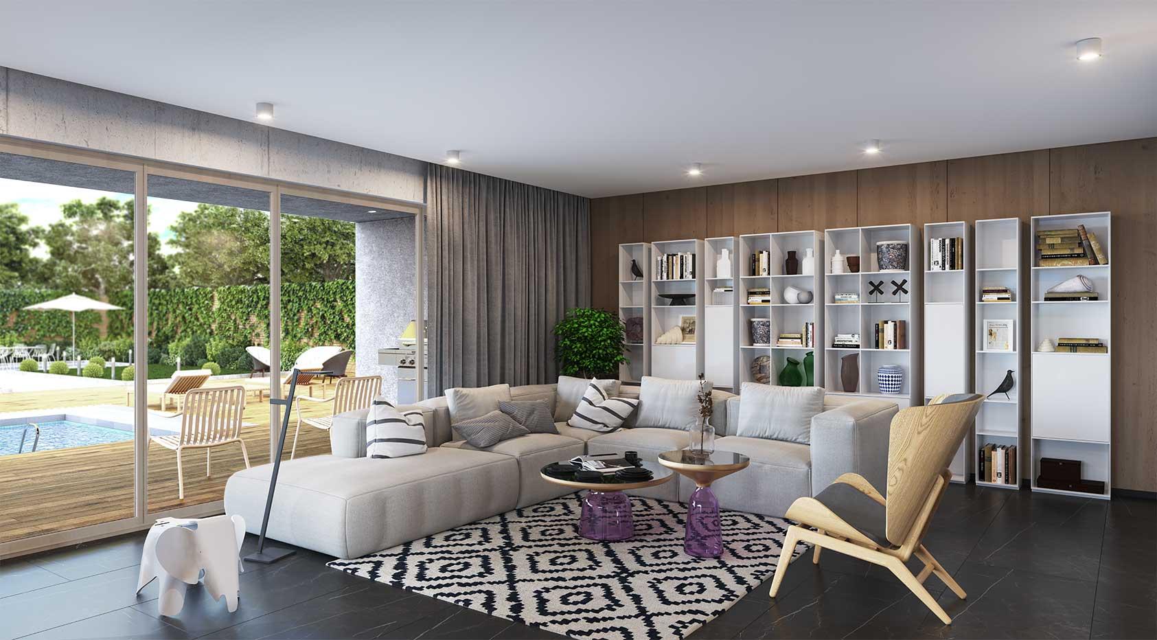Das Wohnzimmer – Ideen und Beispiele für Ihre Einrichtung ...