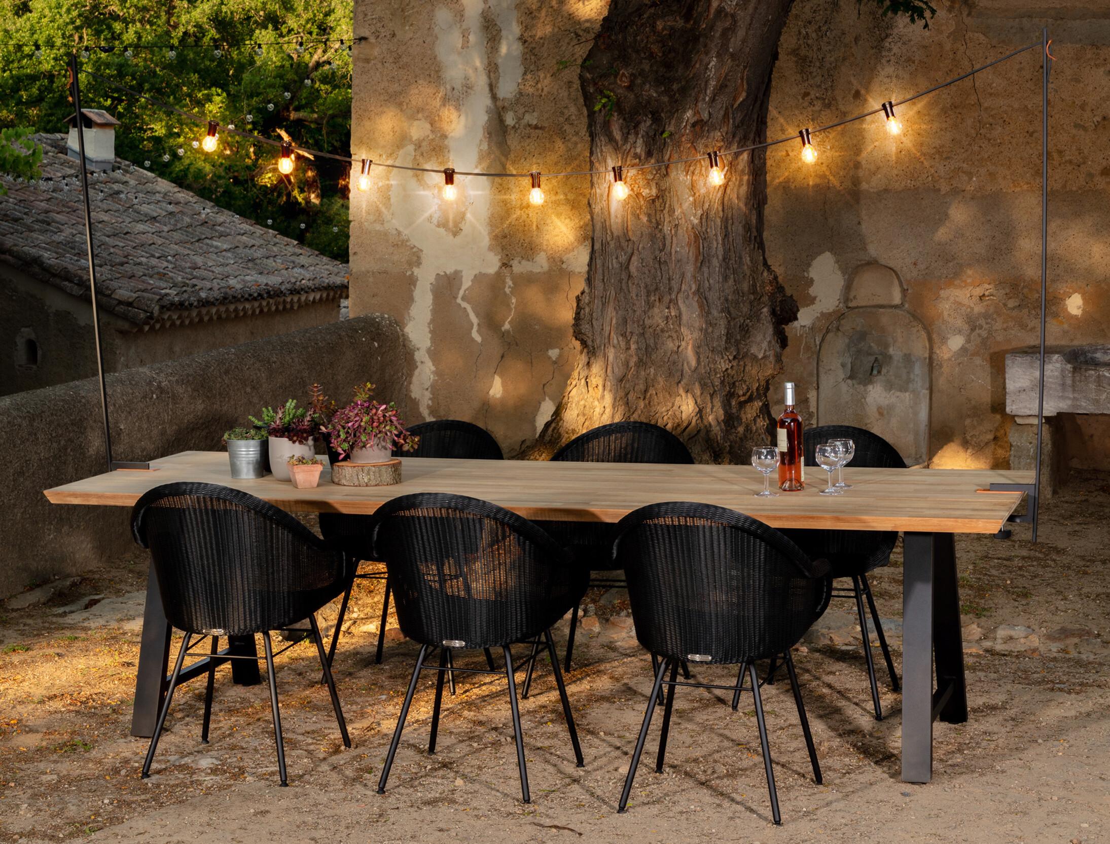 Outdoor Lichtergirlande Light My Table
