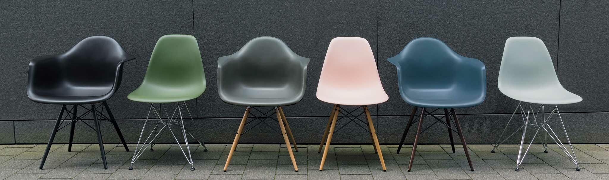 Vitra Eames Plastic Chairs Die Neuen Farben Cairo De