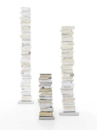 Totem bibliothèque Ptolomeo