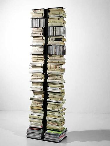Etagère bibliothèque Ptolomeo X2