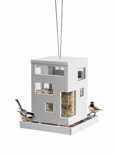 Cabane-mangeoire Bird Café