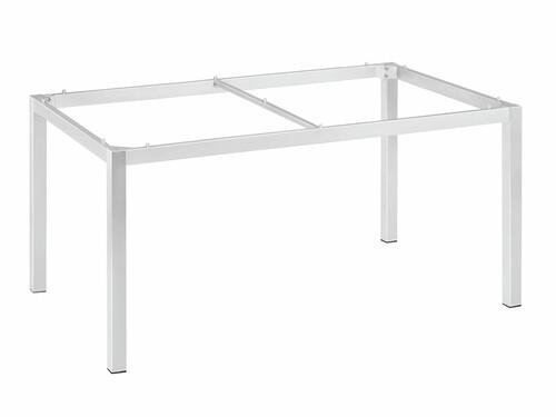 Piètement de table Cairo, 90 x 160 cm blanc