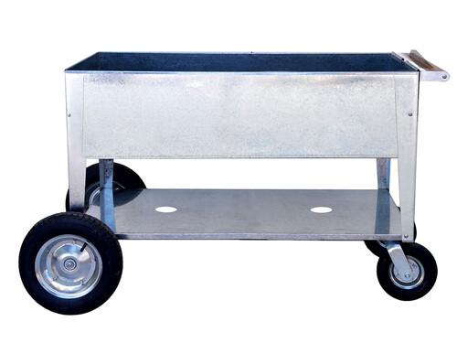 Bac potager avec roues Urban Garden Swivel