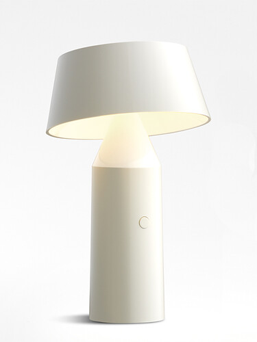 Lampe de table LED Bicoca