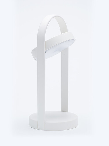 Lampe de table LED Giravolta