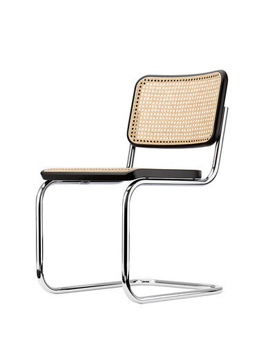 Chaise à piétement luge S 32
