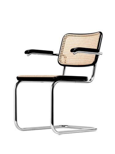 Chaise à piétement luge S 64