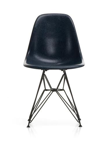 Chaise Eames Fiberglass Side Chair DSR
