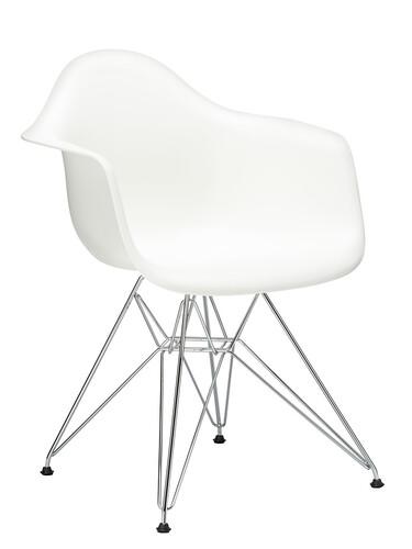 Chaise Eames Plastic Armchair DAR