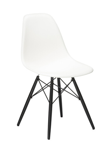 Chaise Eames Plastic Side Chair DSW