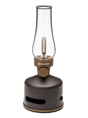 Lampe de table/Haut-parleur LED Lantern Speaker