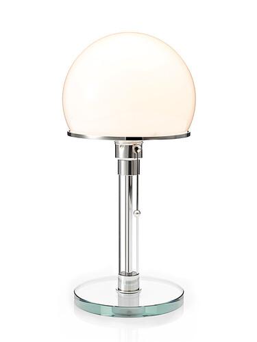 Lampe de table Wagenfeld