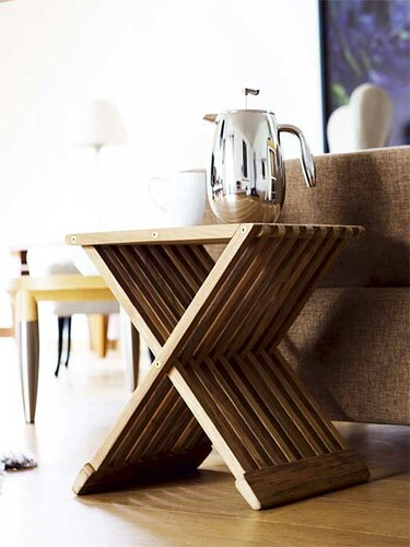Hocker Fionia