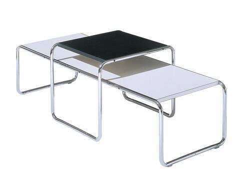 Couchtisch Laccio Table Laccio 1 | schwarz/anthrazit