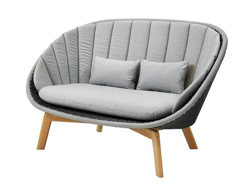 2-Sitzer Sofa Peacock