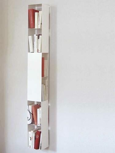 Bücherregal 2side