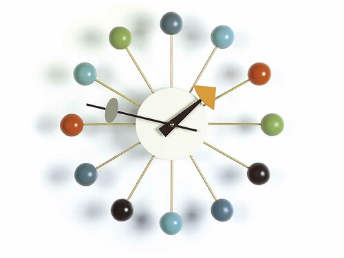 Wanduhr Ball Clock