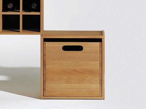 Einschubbox für Stapelbox