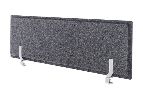 Akustik-Tischtrennwand Pet-Port 180 cm | anthrazit