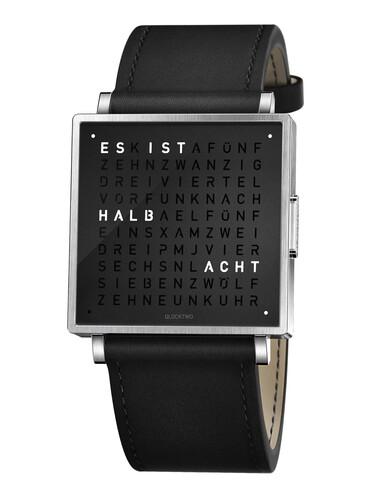 Armbanduhr Qlocktwo W35