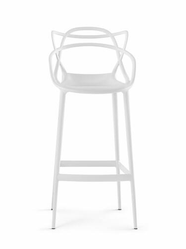Barhocker Masters Stool H 109 cm | weiß
