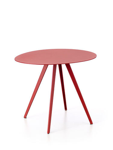 Beistelltisch Agorà 40 cm | rot