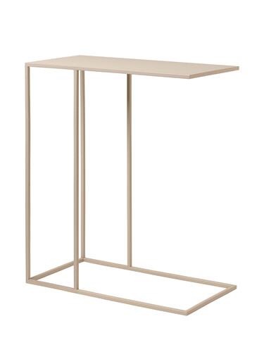 Beistelltisch Fera Einzeltisch, H 58 cm | nomad (beige)