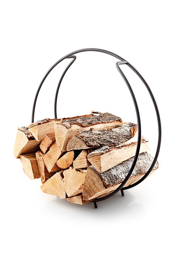 Brennholzhalter FireGlobe