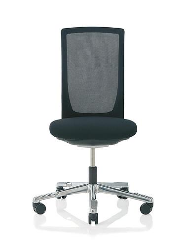Bürodrehstuhl HÅG Futu Mesh Bürodrehstuhl | schwarz