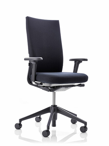 Bürodrehstuhl mit 2D-Armlehnen ID Soft L