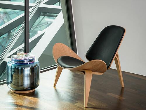Sessel Shell Chair