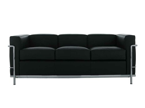Cassina LC2 3-Sitzer