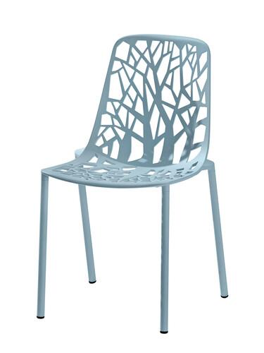 Stuhl Forest Stuhl | pastellhellblau