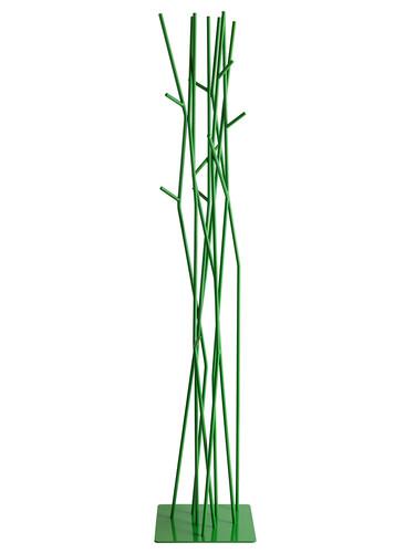 Garderobenständer Latva Garderobenständer | grün