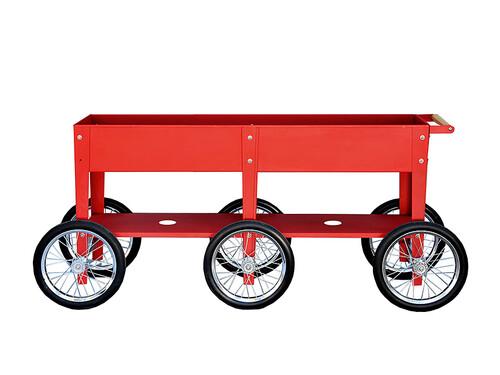Gartentrolley Wheels