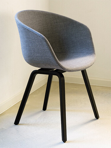 Stuhl About A chair AAC23