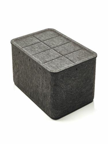 USM Inos Box H 19 cm