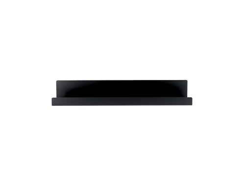 Wandregal Jill 50 cm | schwarz