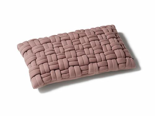 Kissen Løkken 30 x 50 cm | dusty pink
