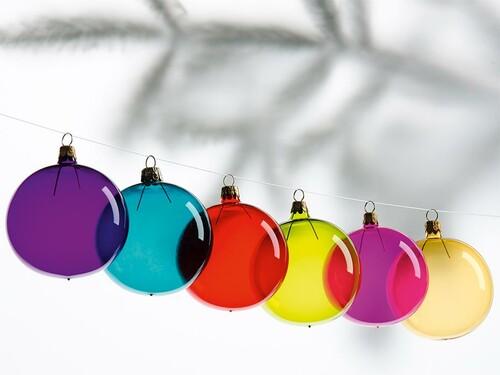 Weihnachtsschmuck Glaskugeln