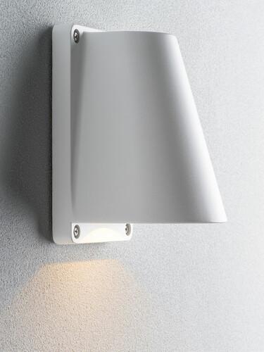 LED-Außenwandleuchte Boss
