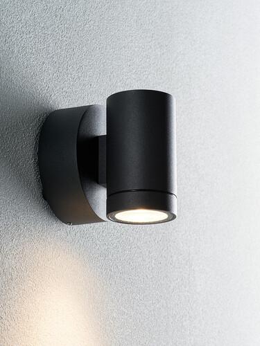 LED-Außenwandleuchte Gunnsy Down