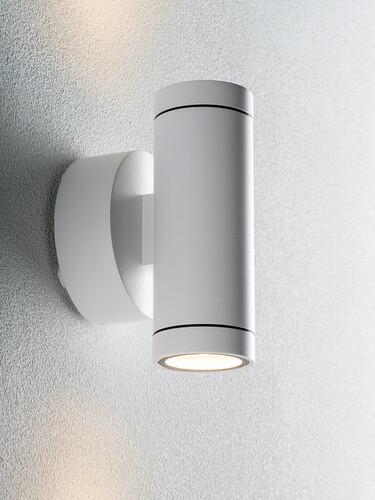 LED-Außenwandleuchte Gunnsy Up & Down