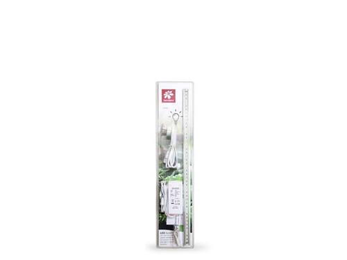 LED-Beleuchtung 40 cm mit Stromzufuhr