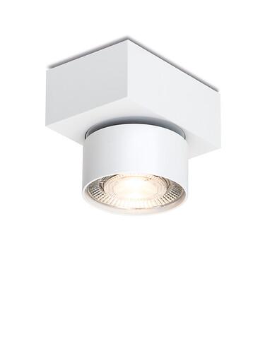 LED-Deckenaufbauleuchte Wittenberg 4.0 1 Stahler | weiß