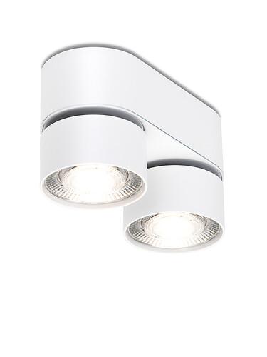 LED-Deckenaufbauleuchte Wittenberg 4.0 Fernglas