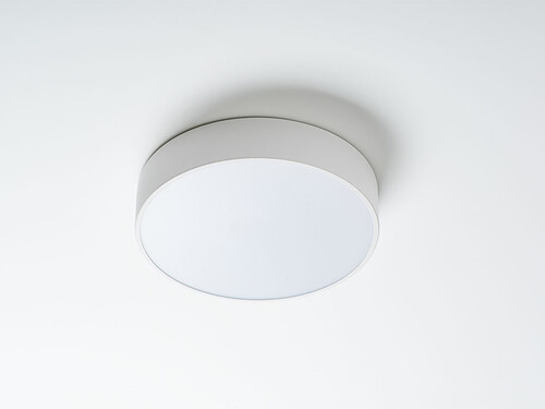 LED-Deckenleuchte Caprice Ø 24 cm | weiß