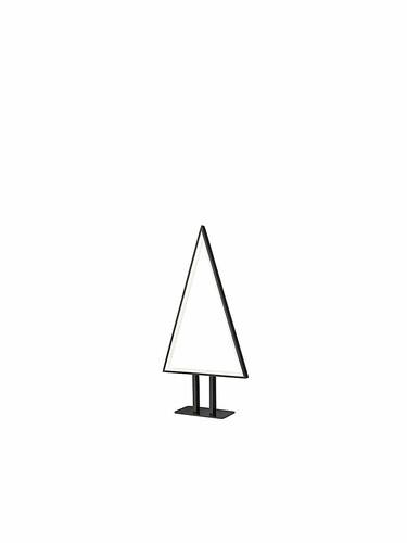 LED-Leuchte Pine 50 cm | schwarz